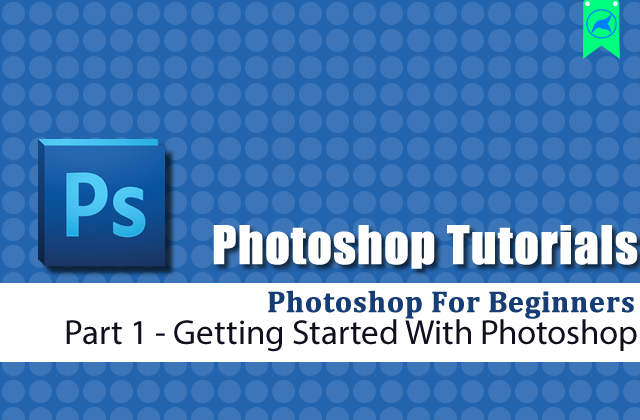 photoshop beginner 1
