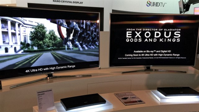 Samsung Introduces World's First 4K Ultra HD Blu-Ray Player