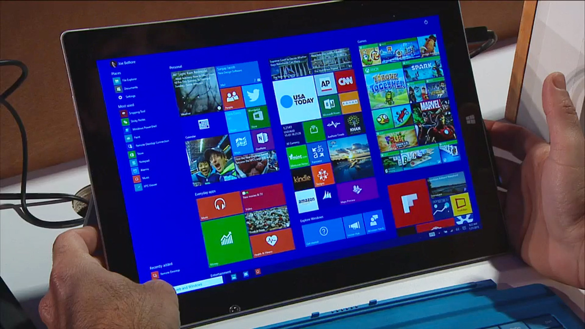 Microsoft And VMware Team Up To Boost Windows 10 Apps