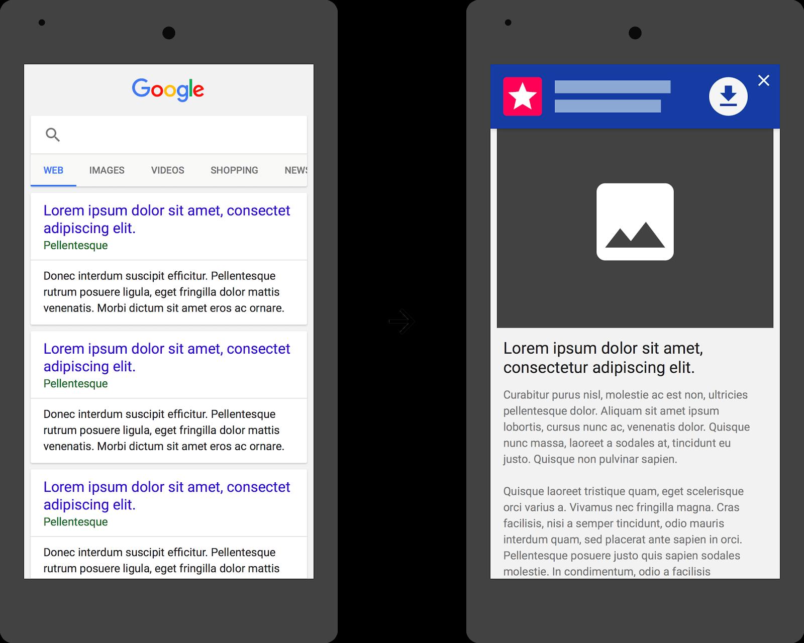 Google To Demote Websites Showing Giant Banner Ads