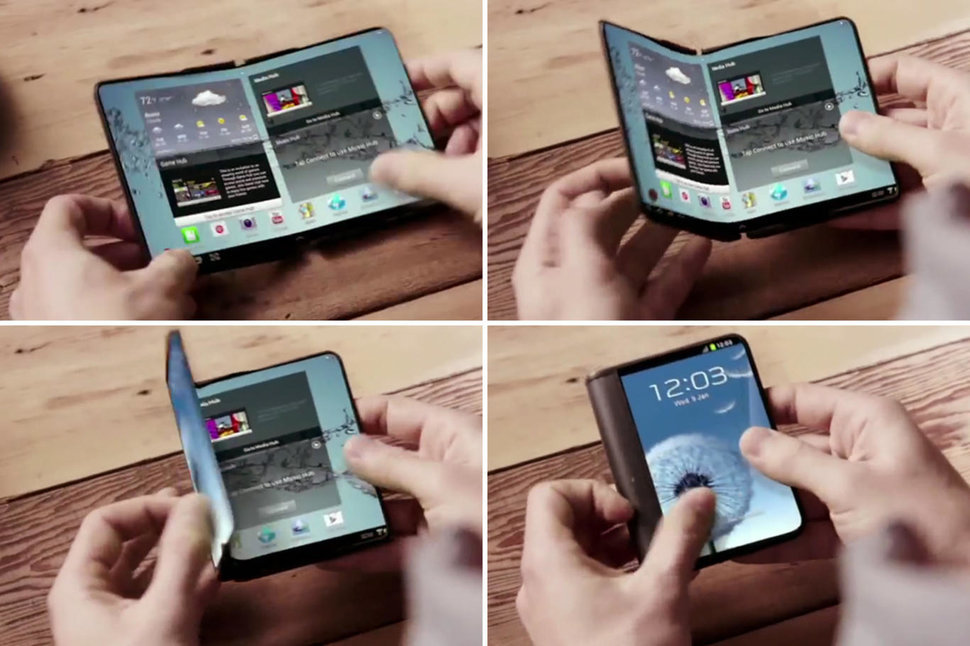 Samsung's Dual-Screen Foldable Smartphone Might Launch In January