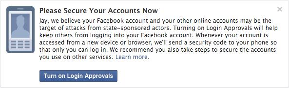 facebook will notify [TechLog360.com]