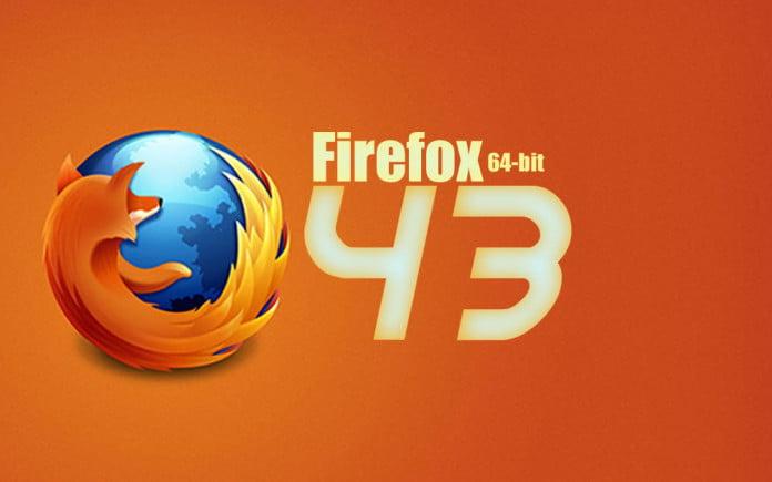 64-Bit Firefox for Windows