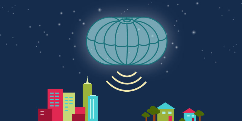 Google's Project Loon will Offer Affordable Internet Access to Millions of Indians