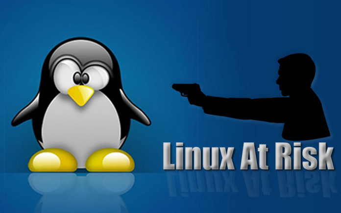 Linux computers at risk