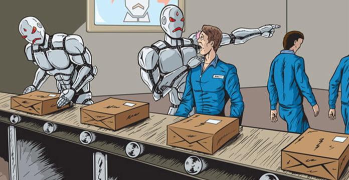 robots doing jobs in japan