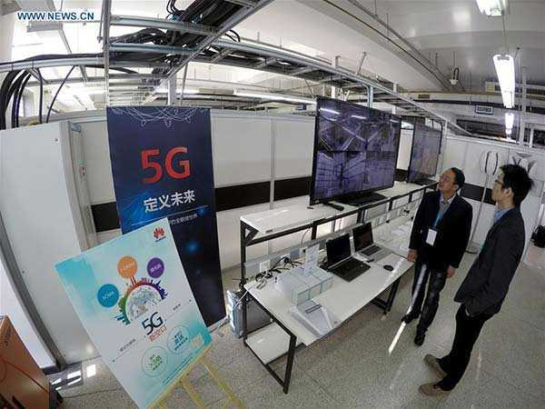 China Reportedly Starts Testing 5G Technology