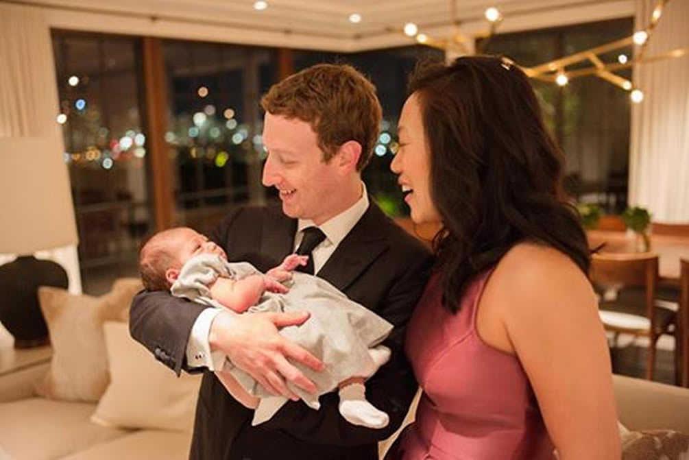 Zuckerberg's New Year's Resolution