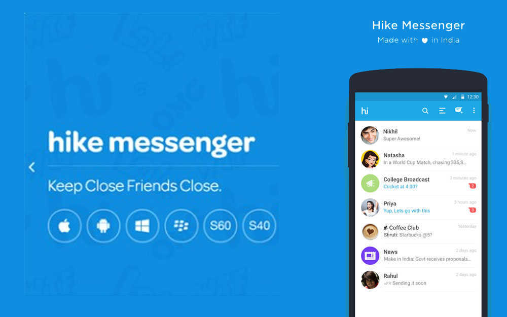 Hike Adds Quora And WordPress Founders as Investors and Advisors to Grow its User Base