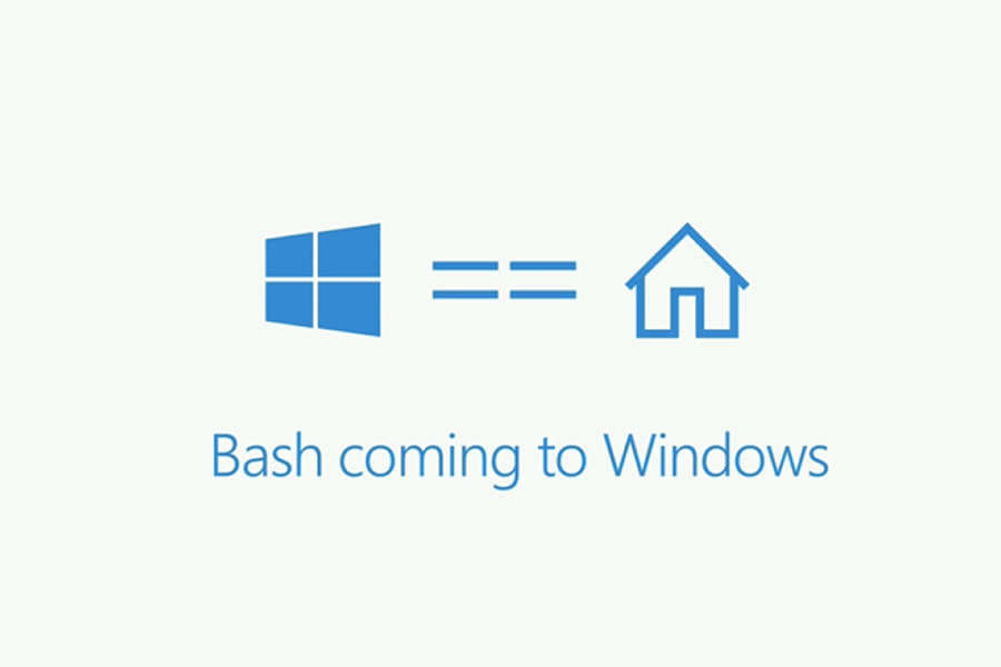 Windows 10 going to add Ubuntu's bash and Linux command line and lots more in next update