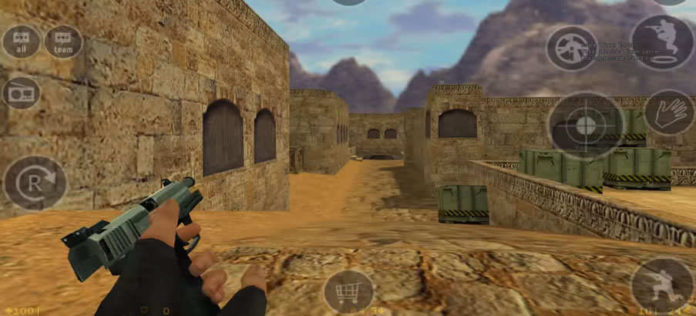 Play Counter-Strike on Android