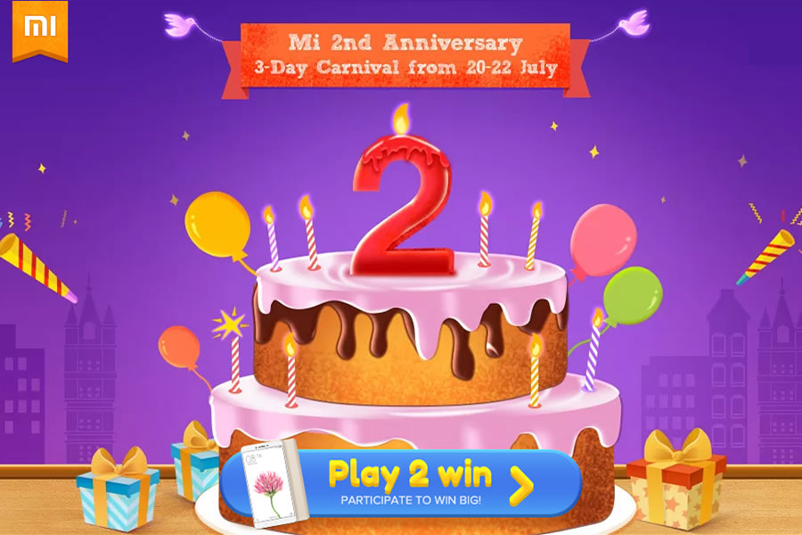 Xiaomi offers phones for just ₹1 on its 2nd anniversary in India