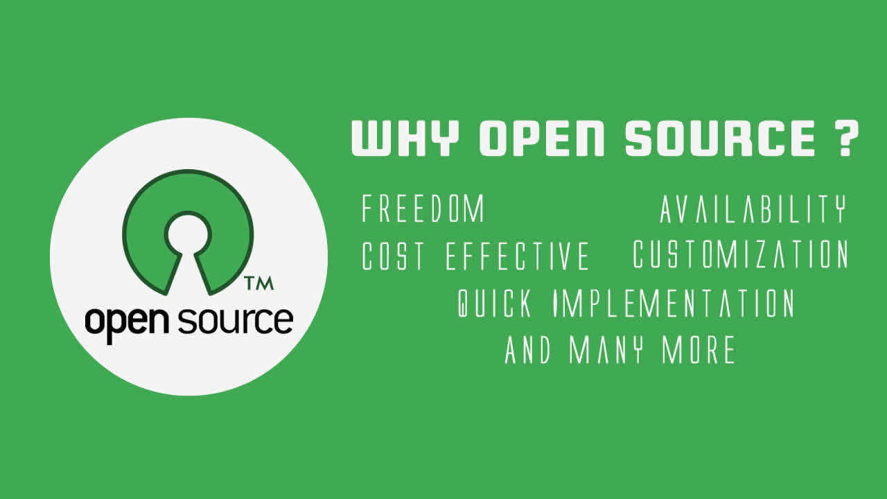 17 best open source softwares to replace your expensive Open source programs