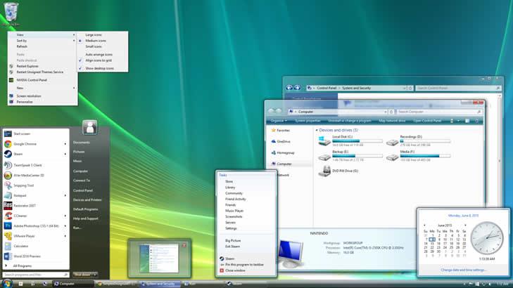 Failed Microsoft products - Windows Vista