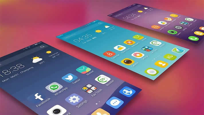 10 Best Free Unique Android Launcher apps of 2017