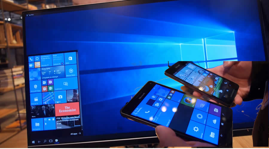 Windows 10 Devices Powered With Qualcomm's Snapdragon Processors