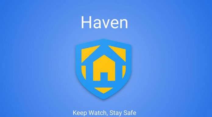 Haven - monitoring app by snowden