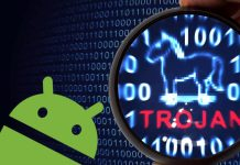 Android banking trojen