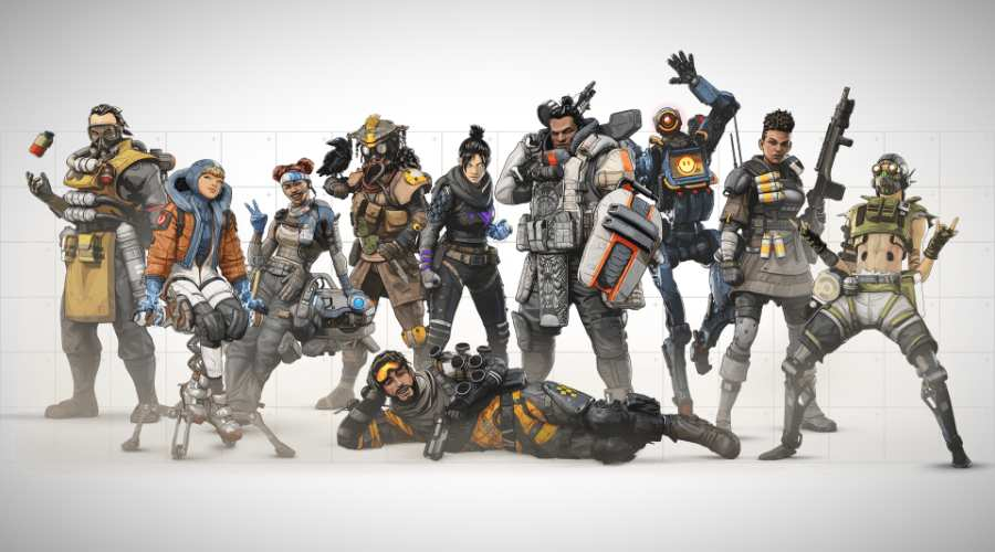 Apex Legends - los mejores juegos de Battle Royale