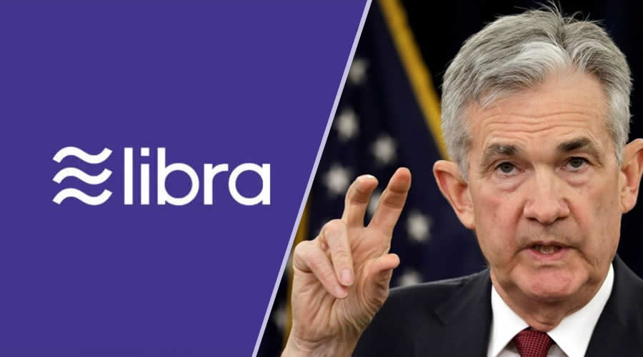 FED wants Facebook to halt Libra cryptocurrency