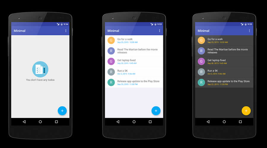 Minimal ToDo - Best open-source Android apps