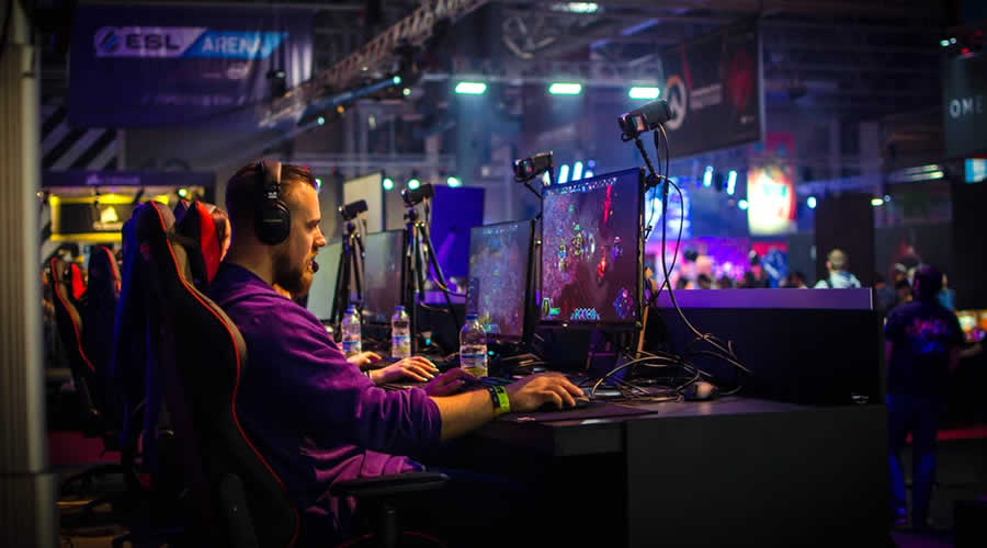 Rise of Competitive Gaming