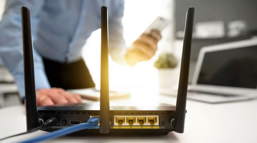 router is still getting security updates