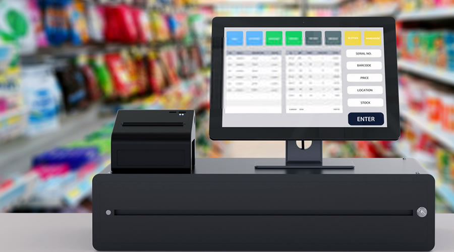 Cash Register Software