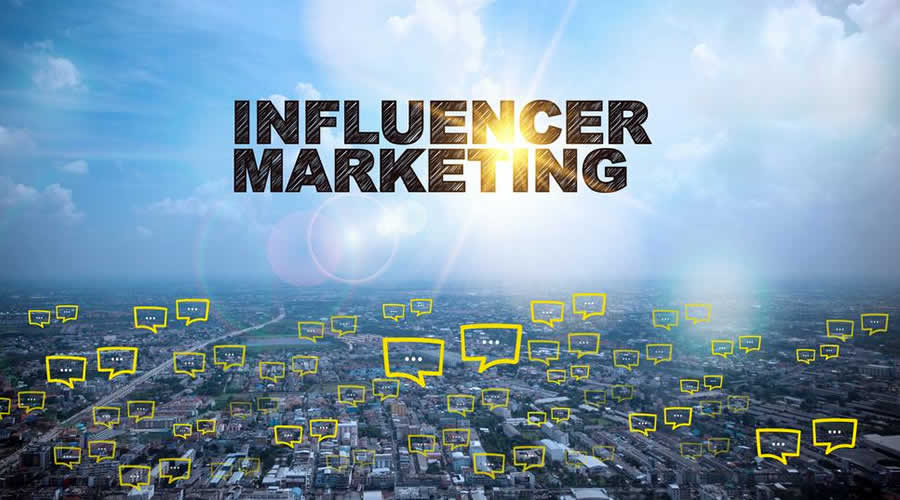 Using Influencer Marketing