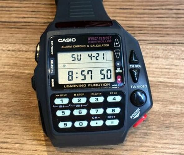 Vintage Wearable Technology