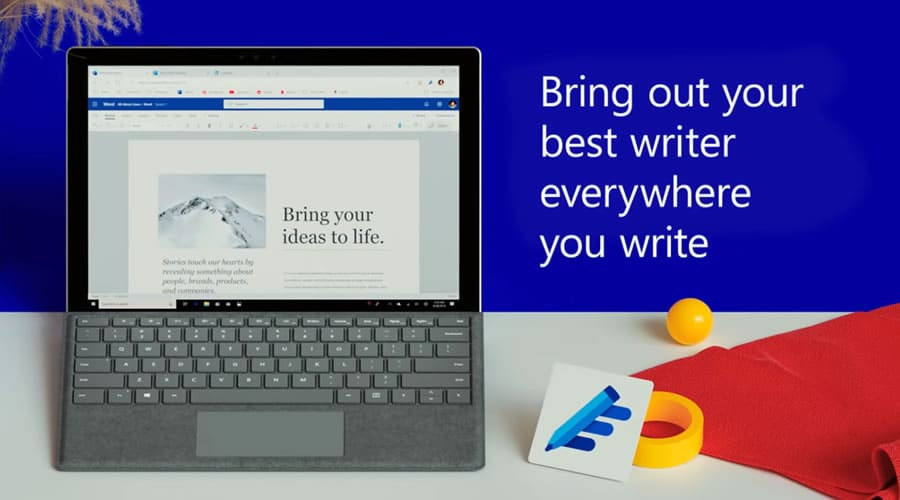 Microsoft Editor - new intelligent writing assistance