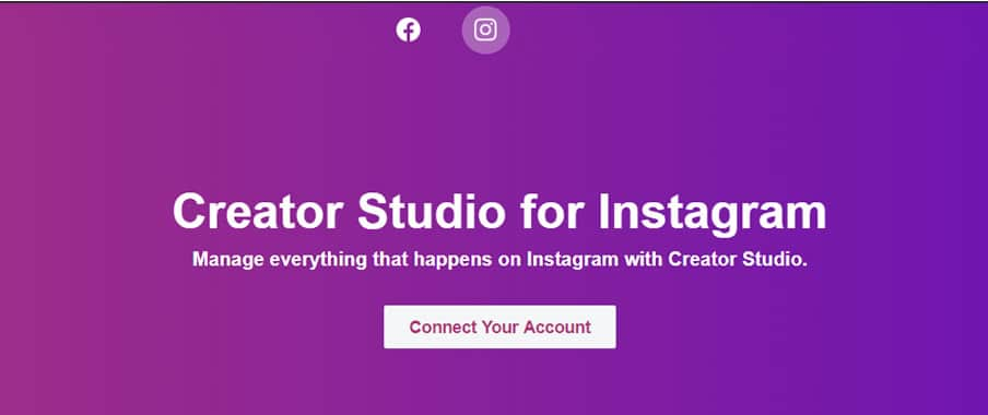 publish and schedule posts on Instagram from PC