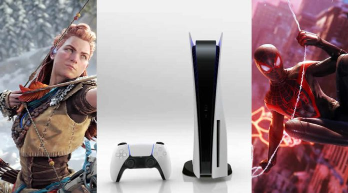 Complete list PlayStation 5 games