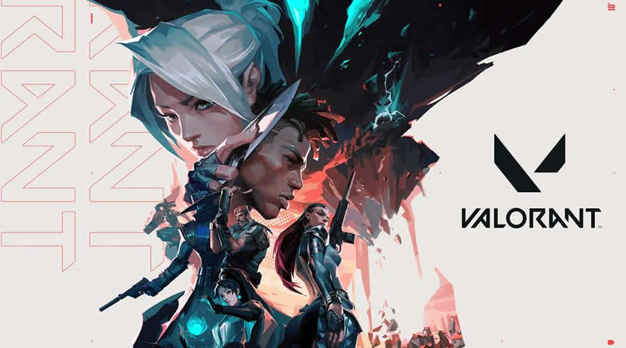 free to play Multiplayer FPS Game Valorant